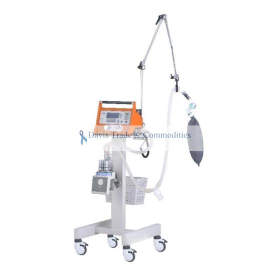 Picture of ACM812A ICU Invasive Ventilator