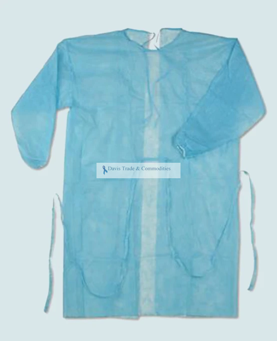Picture of Disposable isolation gown, Level 1