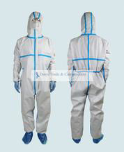 Picture of Disposable Medical Protective Coverall