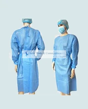 Picture of Disposable Surgical Gown, Level 2