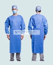 Picture of Disposable Surgical Gown, Level 2 Reinforced