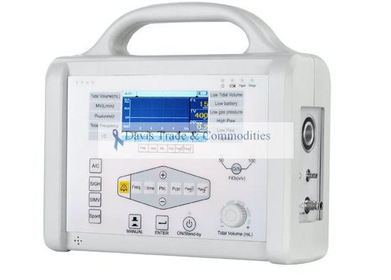 Picture of HFS3100s Portable ICU Invasive Ventilator