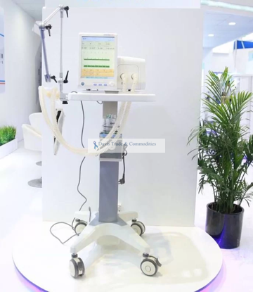 Picture of IC8010 Non-Invasive ICU Ventilator
