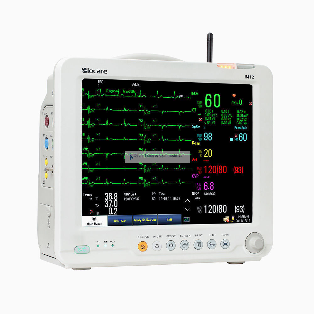 Picture of IM ICU Patient Monitor