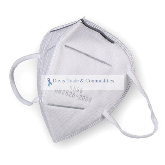 Picture of KN-95 Face Respirators