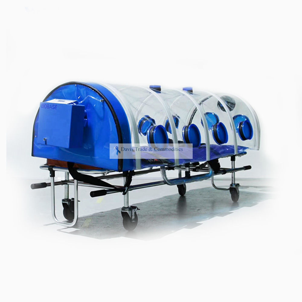 Picture of Portable Patient Isolation Chamber