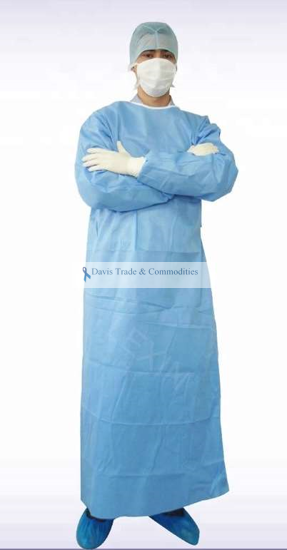 Picture of Disposable Surgical Apron