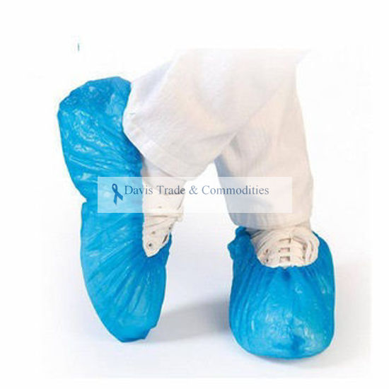 Picture of Disposable Protective Shoe Cover